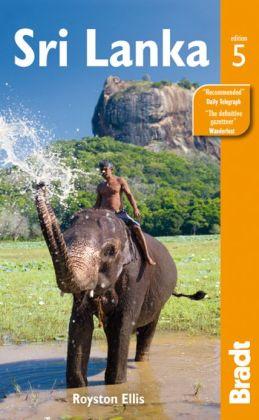 Reisgids Sri Lanka   Bradt Guides