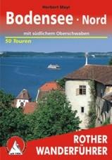 Wandelgids Bodensee Nord mit s�dlichem Oberschwaben   Rother