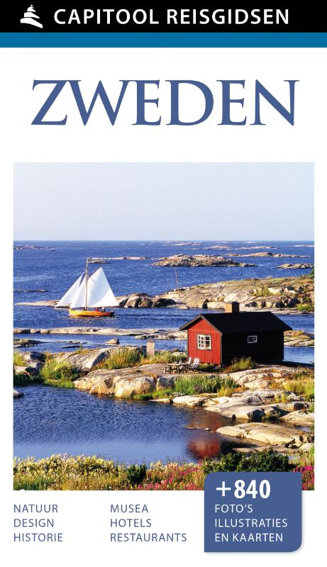 Reisgids Zweden   Capitool
