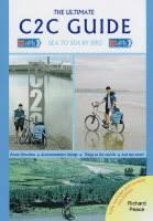 Fietsgids C2C Guide Sea to sea by bike : Excellent Books :