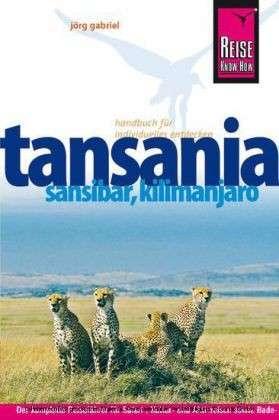 Reisgids Tansania, Zanzibar, Kilimanjaro - Tanzania   Reise Know How