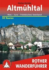 Wandelgids Altm�hltal, Ries � Jura � Fr�nkisches Seenland   Rother