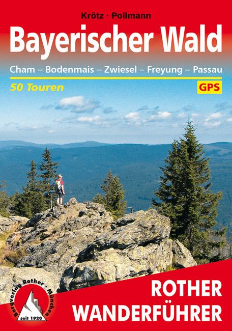 Wandelgids Bayerischer Wald   Rother