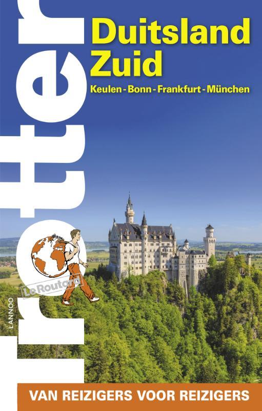 Reisgids Trotter Zuid-Duitsland   Lannoo