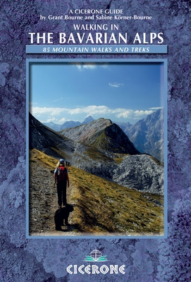 Wandelgids Beieren  - Walking in the Bavarian Alps   Cicerone