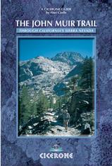 Wandelgids / Walking guide The John Muir Trail :
