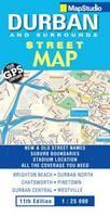 Stadsplattegrond Durban   MapStudio