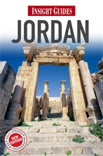 Reisgids Jordan - Jordanië   Insight Guide