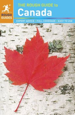 Reisgids Rough Guide Canada   Rough Guide