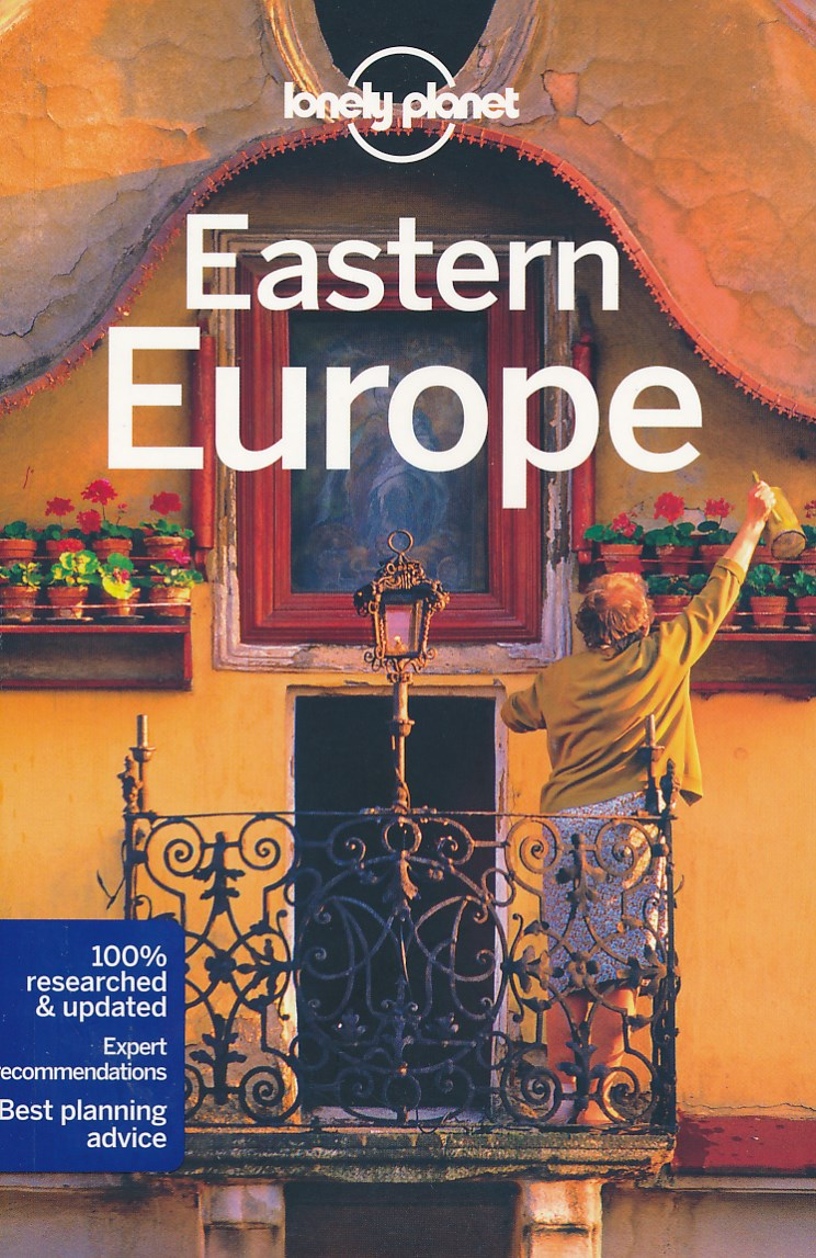 Reisgids Eastern Europe   Lonely Planet