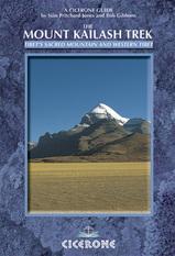 Wandelgids - trekkinggids The mount Kailash Trek - Tibet   Cicerone