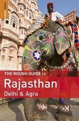 Reisgids Rough Guide Rajasthan Delhi & Agra - India   Rough Guide