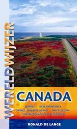 Reisgids Wereldwijzer Oost-Canada   Elmar