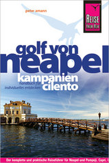 Reisgids Golf von Neapel - Golf van Napels - Kampanien / Cilento   Reise Know How