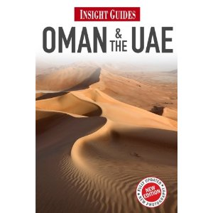 Reisgids Oman & the U.A.E (Verenigde Arabische Emiraten)   Insight guide