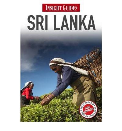 Reisgids Sri Lanka   Insight guide (ENGELS)