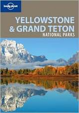 Wandelgids - Reisgids Lonely Planet Yellowstone & Grand Teton National Park : Lonely Planet :