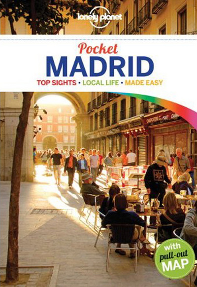 Reisgids Madrid pocket   Lonely Planet