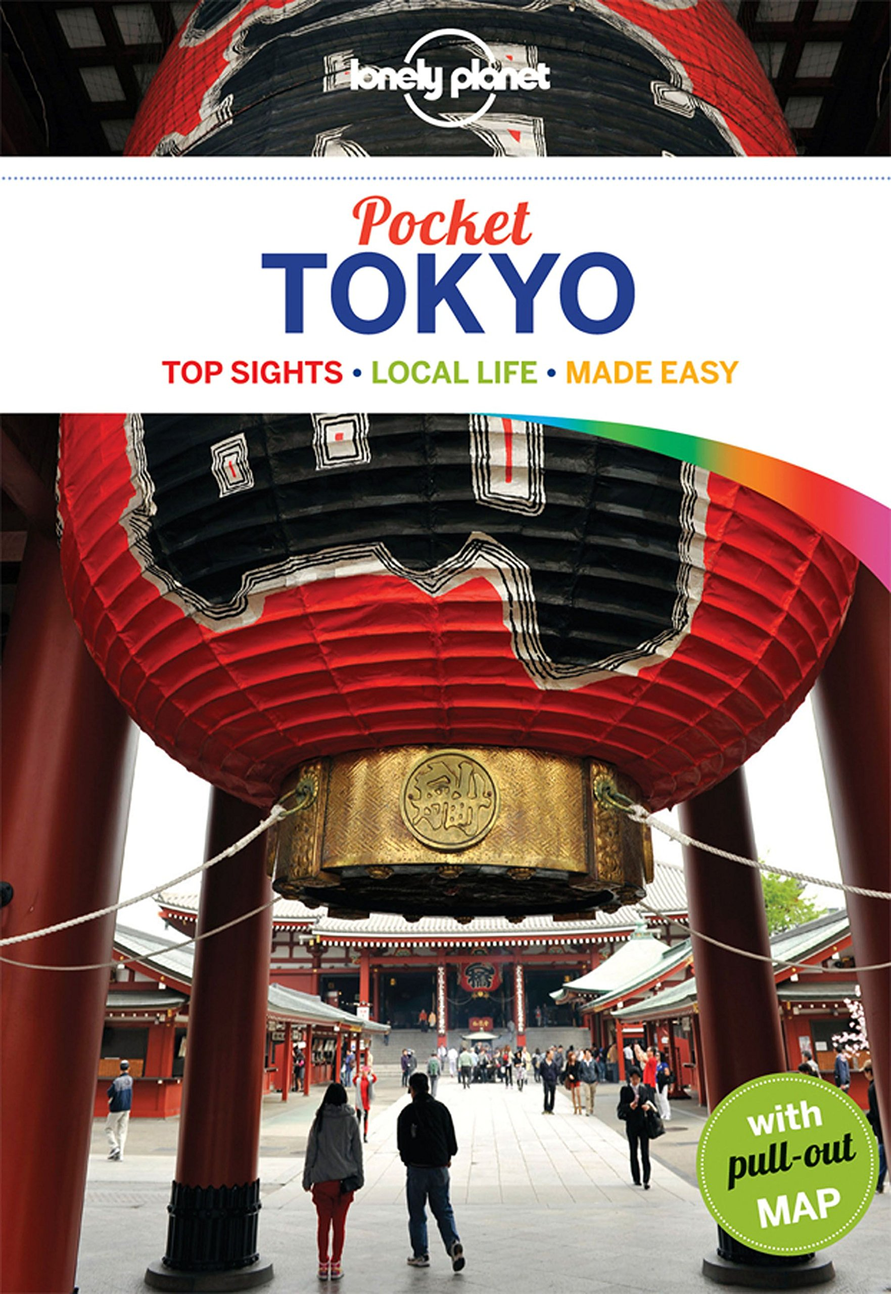 Reisgids Tokyo pocket   Lonely Planet