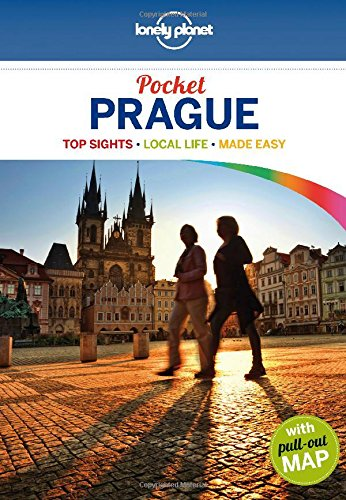 Reisgids Prague pocket - Praag   Lonely Planet
