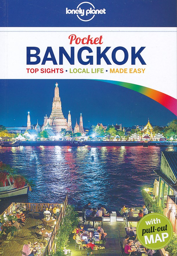 Reisgids Bangkok Pocket   Lonely Planet