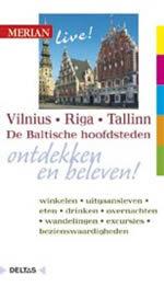 Reisgids Vilnius Riga Talinn   Merian Live