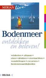 Reisgids Bodenmeer - Bodensee   Merian Live