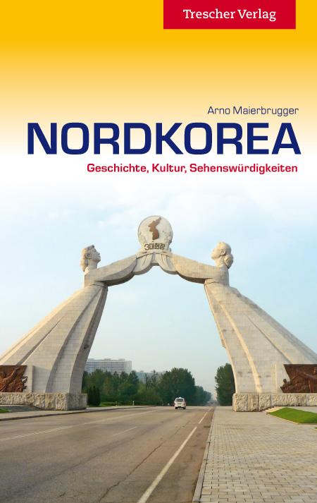 Reisgids Nordkorea Handbuch - Noord Korea   Trescher Verlag