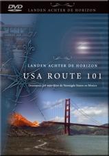 DVD USA - Verenigde Staten : Route 101 & Baja California : Landen achter de Horizon :