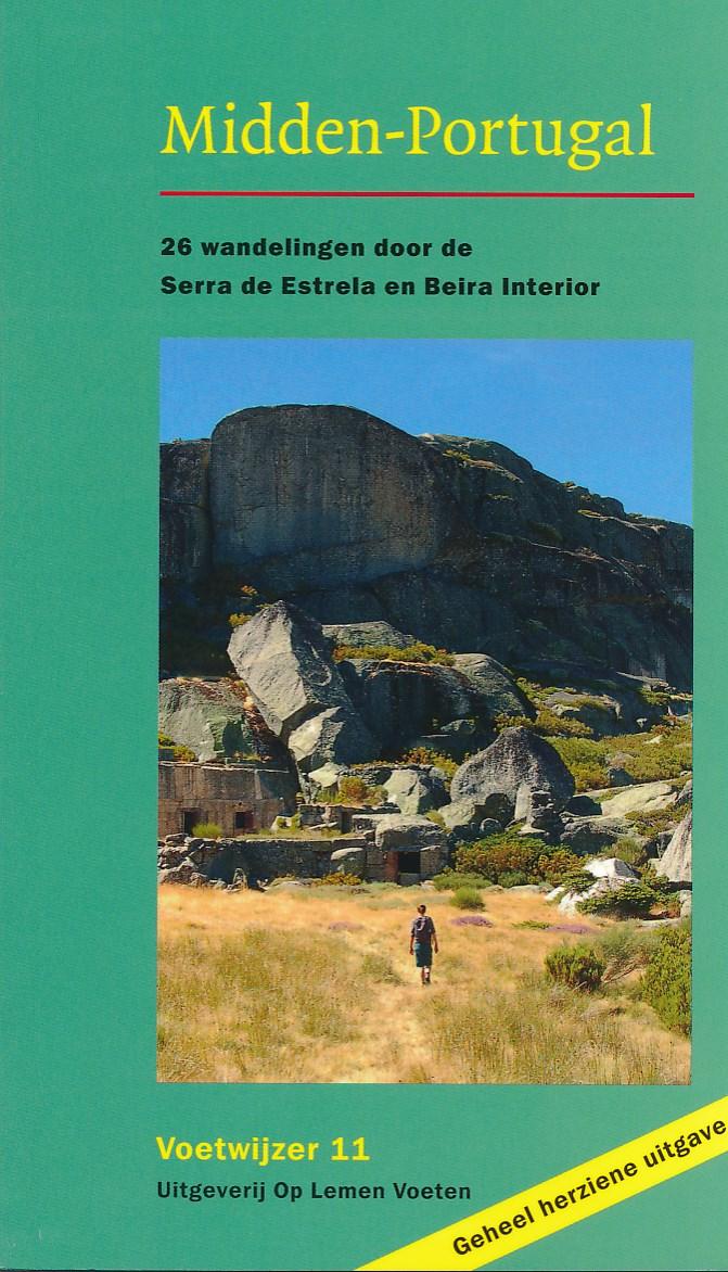 Wandelgids Voetwijzer Midden Portugal   Op lemen voeten