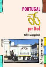 Fietsgids Cyklos Portugal per Rad Bd. 1 (Algarve – Alentejo)