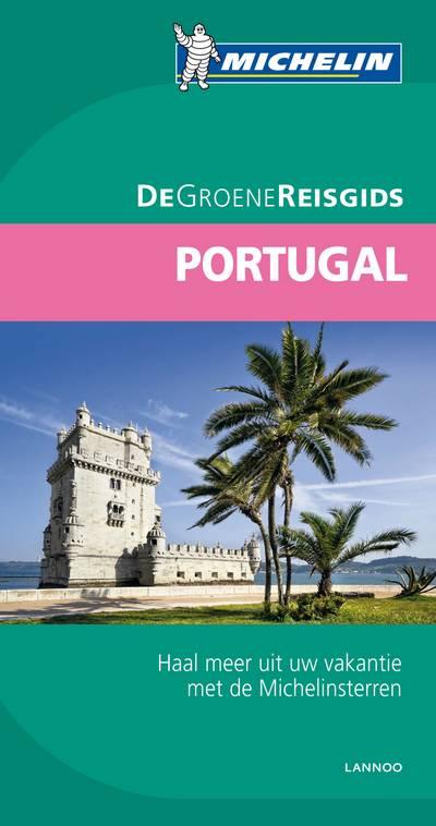 Reisgids Portugal   Michelin groene gids