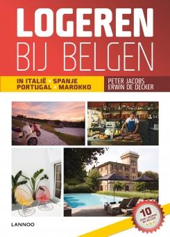 Bed and Breakfast Logeren bij Belgen in Italië, Spanje, Portugal en Marokko l Lannoo