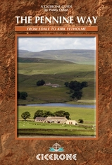Wandelgids The Pennine Way - Engeland : Cicerone press :