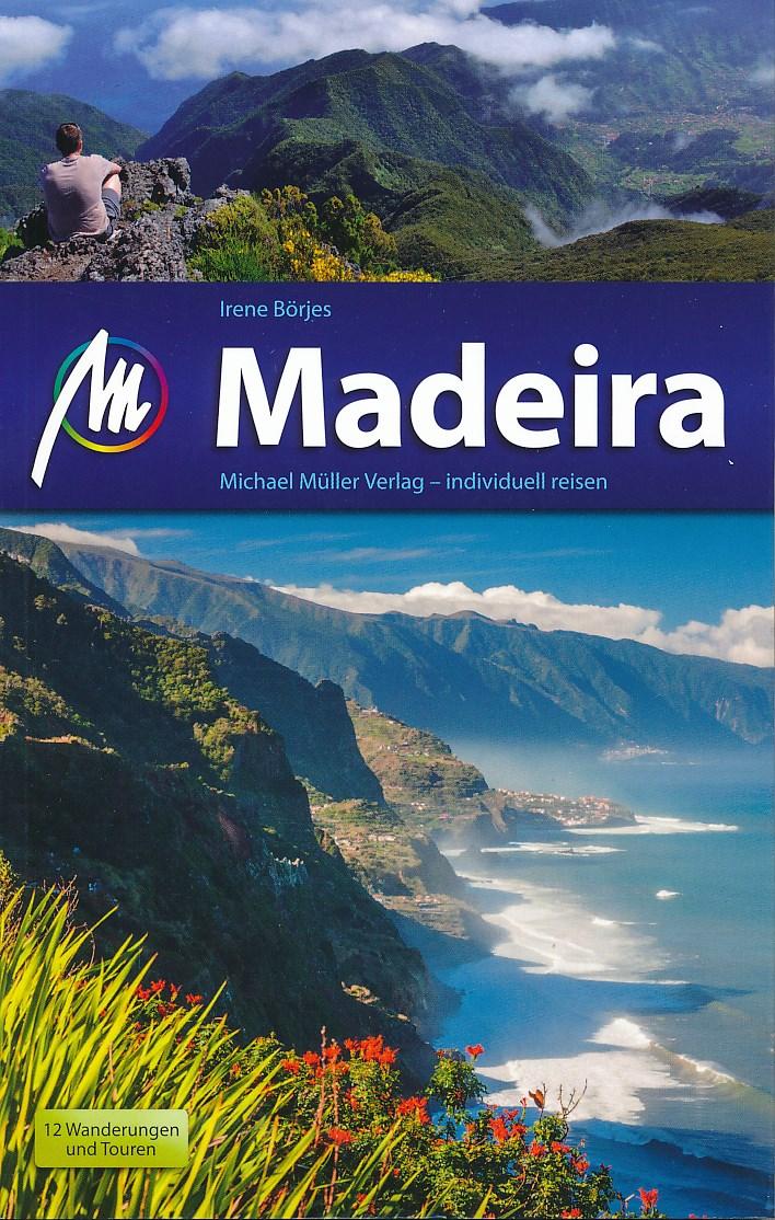 Reisgids Madeira   Michael Muller Verlag