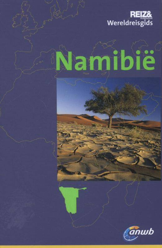 Reisgids Namibië   Wereldreisgids ANWB