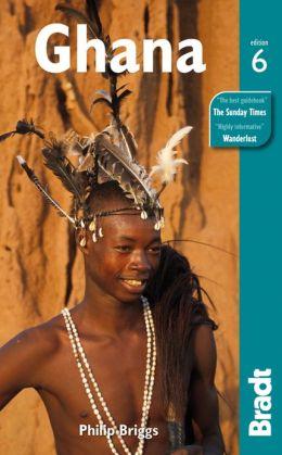 Reisgids Ghana   Bradt Guide