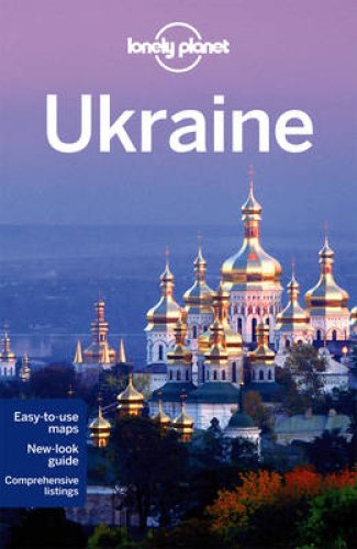 Reisgids Lonely Planet Ukraine - Oekraïne   Lonely Planet