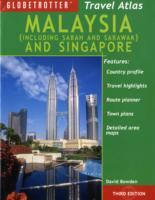 Globetrotter Wegenatlas Malaysia and Singapore - Maleisië en Singapore