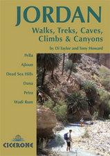 Klimgids - wandelgids Jordan Walks, Treks Caves, Climbs and Canyons in Jordanië   Cicerone