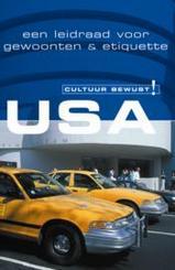 Reisgids Cultuur Bewust USA, Een leidraad voor gewoonten en etiquette  : Elmar :