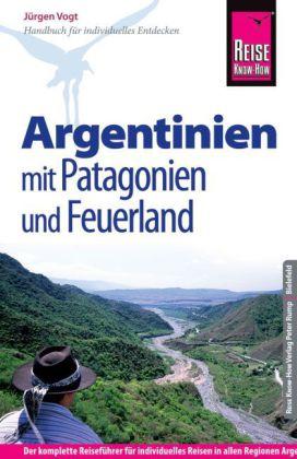 Reisgids Reisefuhrer Argentinie   Reise Know How