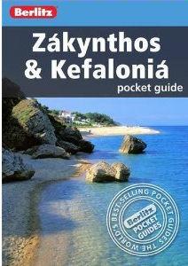 Reisgids Zakynthos & Kefallonia - Kefalonia   Berlitz Pocket Guide