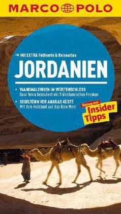 Reisgids Jordanien - Jordaniën   Marco Polo (duits)