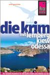 Reisgids Die Krim, Lemberg, Kiew (Kiev) und Odessa  - Oekraïne   Reise Know How