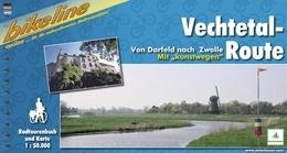 Fietsgids Vechtedalroute - Vechtdalroute   Bikeline