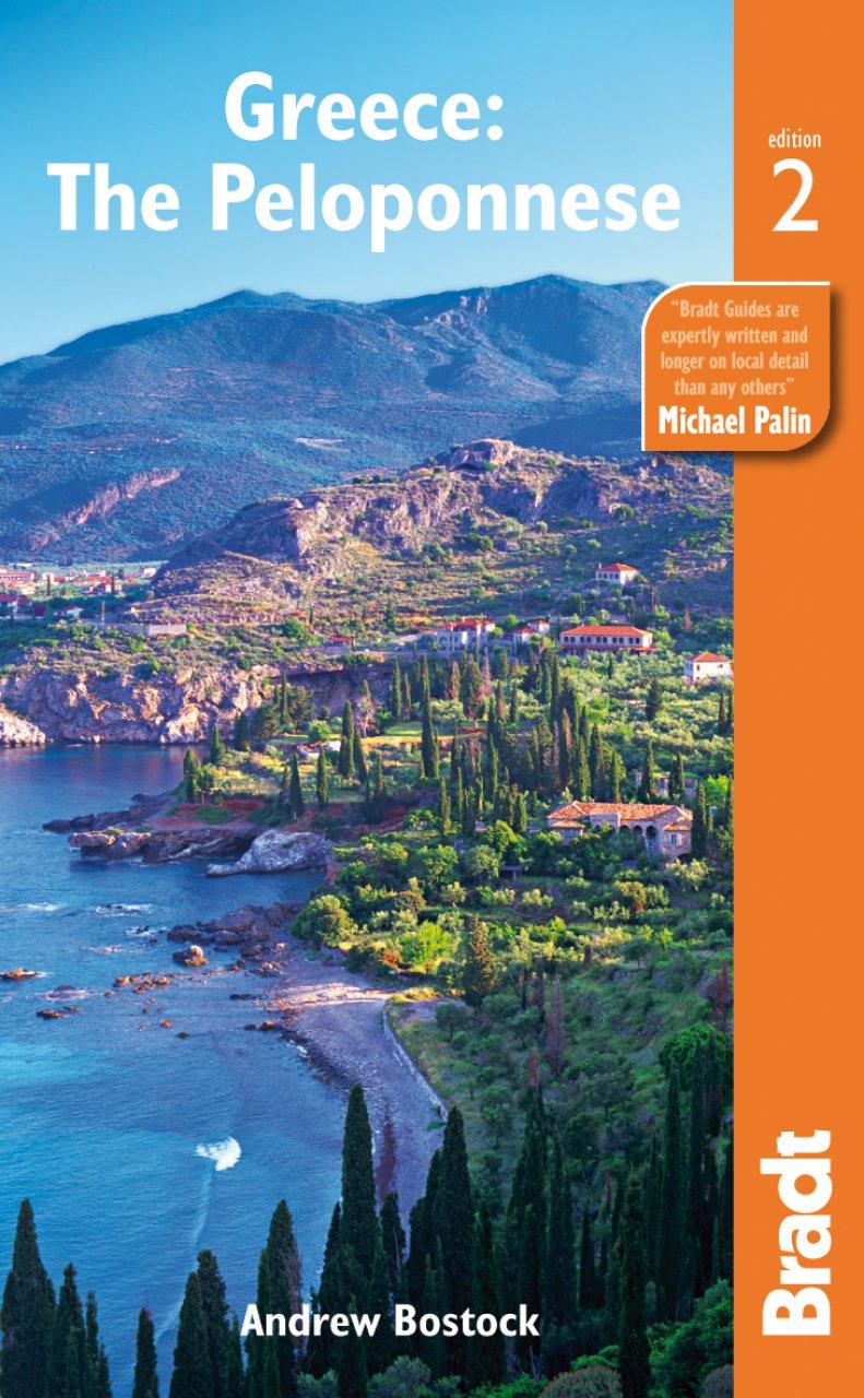 Reisgids Greece: The Peloponnese - Griekenland: Peloponnesos   Bradt