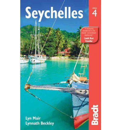Reisgids Seychelles - Seychellen   Bradt Guide