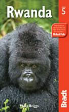 Reisgids Rwanda   Bradt Guide