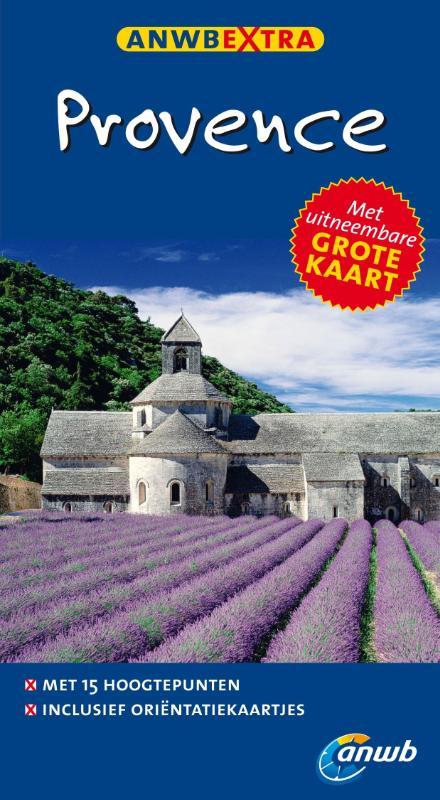 Reisgids Provence   ANWB Extra